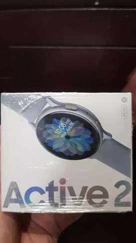 Galaxy Watch Active 2 Silver