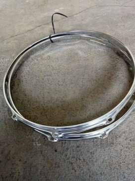 Hoops snare 14 inch 10 hole baru