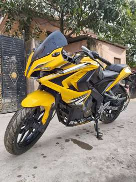 Pulsar RS 200 in  brand new condition first owner