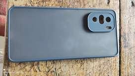Mi 11x smoke silicon back cover