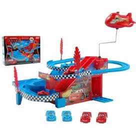 Track Racer New Series Cars Mainan Anak