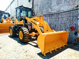 Wheel Loader SONKING 0,8m3 1m3 Turbo Engine The Best Quality