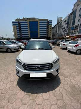 Hyundai Creta 1.6 CRDi SX, 2017, Diesel