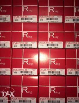 we have all cars engine piston rings in stock