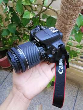 Dslr Canon 100d (10/10++) Touch Screen Read add