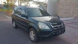 Honda CRV thn 2002 Automatic