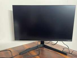 Samsung 24inch LED Monitor, Bezeless, 75Hz, Flicker Free
