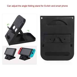 DOBE Stand Holder Lipat Foldable ABS Compact Bracket Nintendo Switch