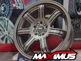 velg mobil r18 SIAK HSR R18 velg xpander,innova,terios,rush
