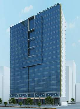 Offices on very affordable rates on Main Jinnah