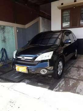 Jual Honda CRV tahun 2008