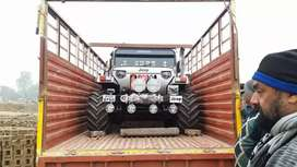 Verma jeep modify