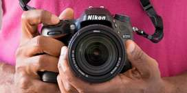 Nikon steel DSLR camera kindly contact for photoshoot  & video record