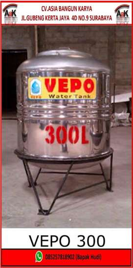 Tandon Stainless Steel VEPO 300 L