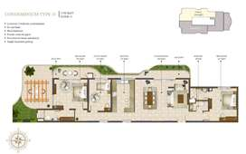 PREMIUM 3BHK WITH PRIVATE TERRACE GARDEN