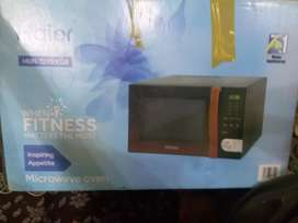 Microwave Haier Oven just open box