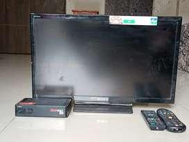 Sony led TV 21 inch