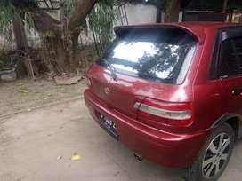 Toyota starlet 1.3cc jombang