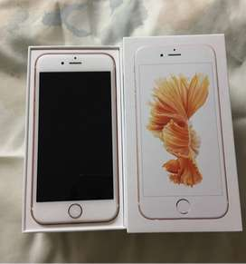 13 Months OLD iPhone 6s, 64GB mobiles in perfect Working Condition.