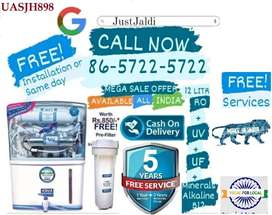 UASJH898 WATER PURIFIER TV AC WATER FILTER RO FREE PRE FILTER AND FITT