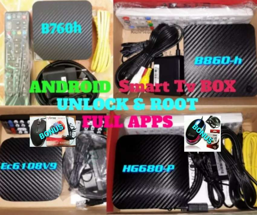 Android STB Smart Tv Box 0