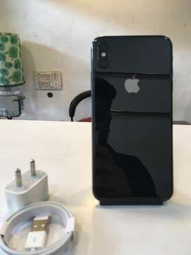 IPHONE XS MAX 64GB FLAWLESS CONDITIO WITHOUT USED