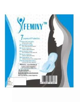 Sales Female person required for Feminy company