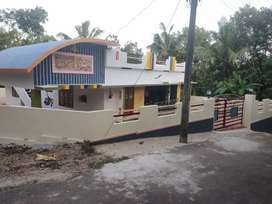 Newly Constructed House for Sale, in Plavimood, Paravur-paripally road