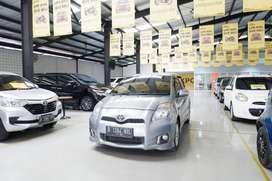 Toyota Yaris S Limited A/T 2012 Pajak panjang