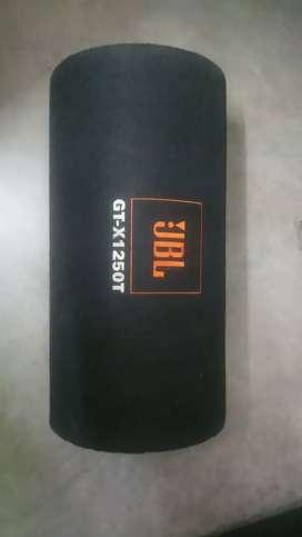 JBL GTX-1250-T Base tube and pioner ampliflair