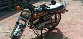 Well maintained YAMAHA RX100