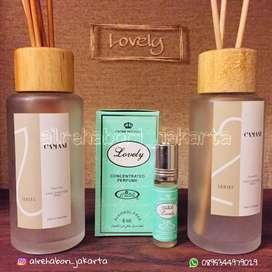 Parfum Lovely alrehab Parfum arab