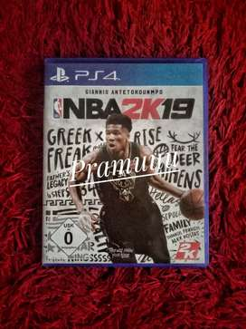 BD PS4 NBA2K19 NBA 2019
