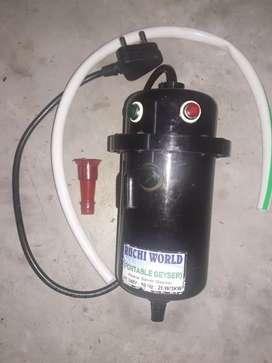 Instant 1L geyser