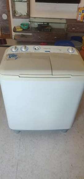 Electrolux washing machine 6.2kg