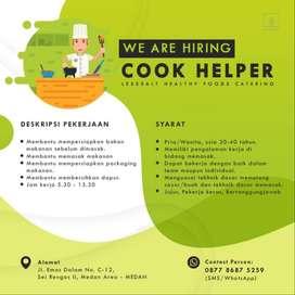 Lowongan Kerja : Cook Helper