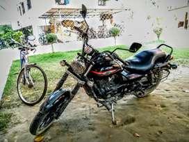 Bajaj avenger street 220cc Brand New condition