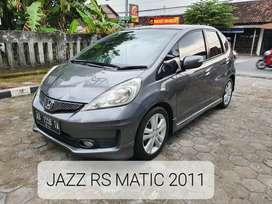 Jazz rs matic 2011