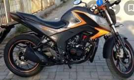 For sale hornet 160 cc new tyr