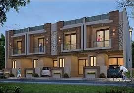 3bhk duplex Villa in Gated Society