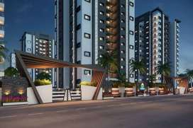 2BHK FLAT AVAILABLE IN NAKSHATRA NEBULA.