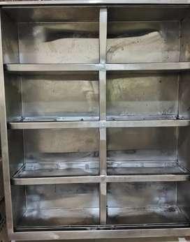 SS Steel Display Storage