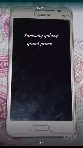 Samsung galaxy 4g grand prime
