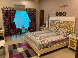 ONE LUXURY BEDROOM FURNISHED AVAILABLE FOR RENT