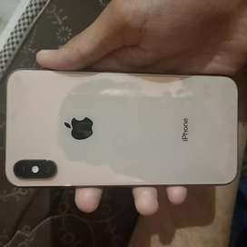 iPhone XS 64gb Rose gold color