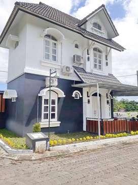 Rumah Mewah 3 KT Dalam Perumahan Elit Dekat UMY, Pasar Gamping