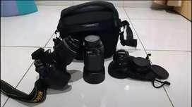 Camera DSLR Nikkon D5000