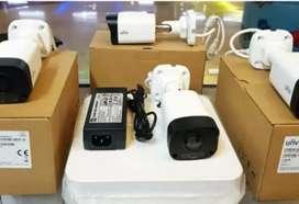 Paket cctv ip camera gambar bening garansi 12 bulan