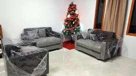 Sofa meuble furniture lengkap cash/credit by finance