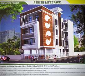 2 BHK flats in Awadhpuri, Lakhanpur, Kanpur.